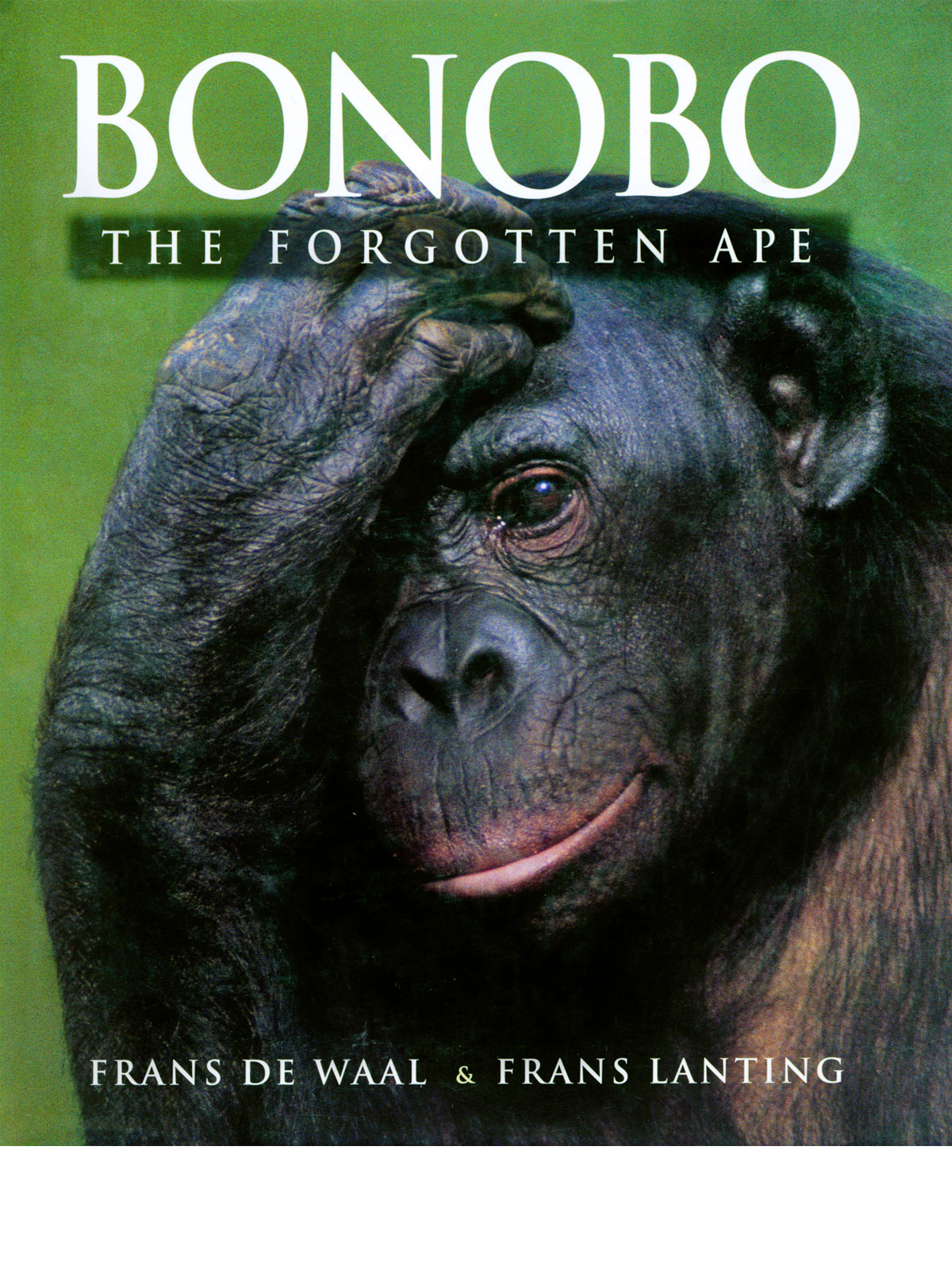 Lanting Bonobo Book Cover