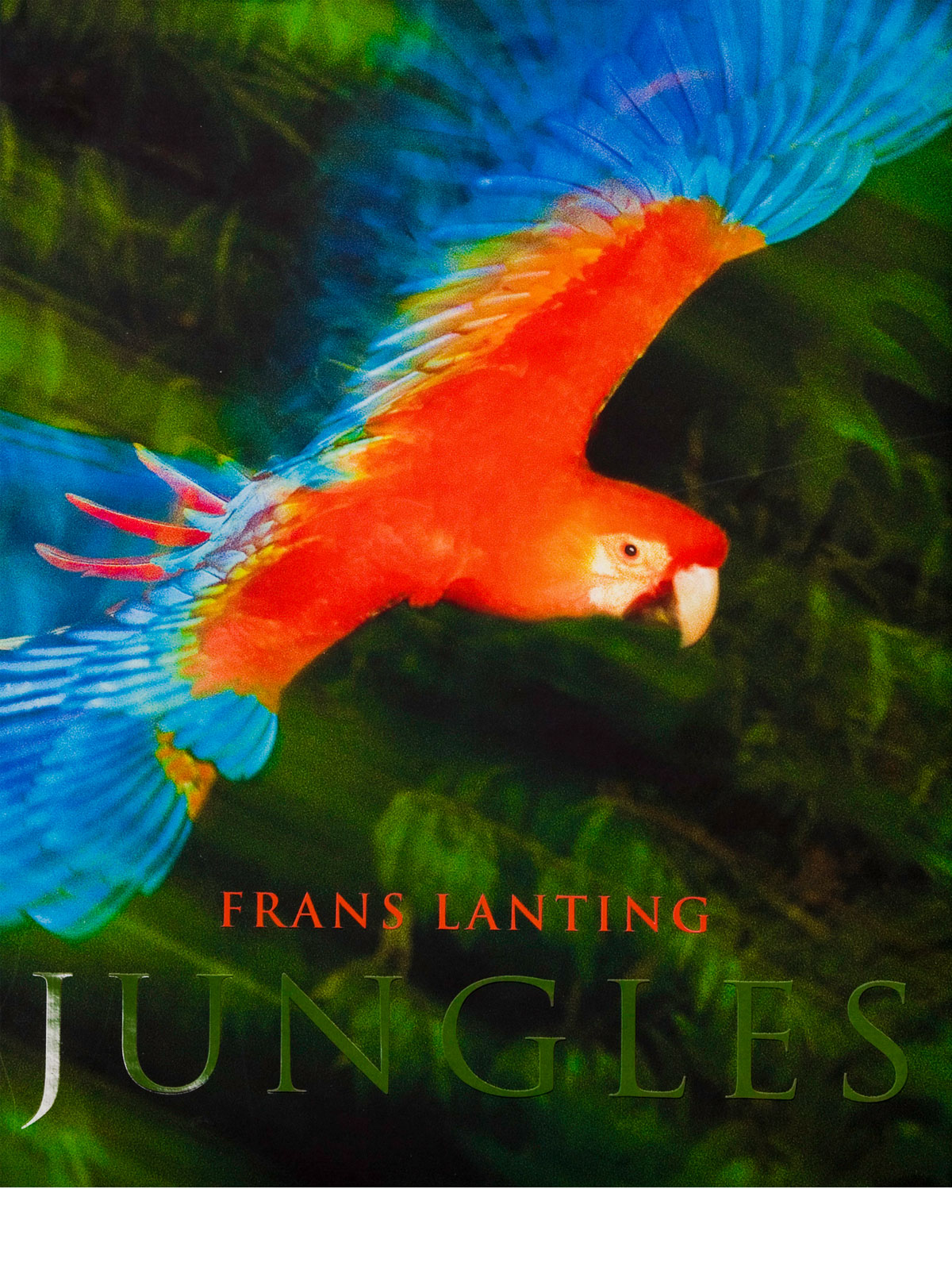 Lanting Jungles Book Cover