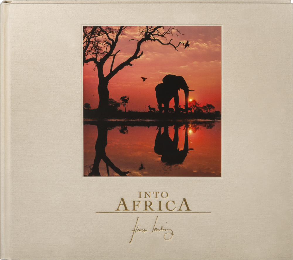 Frans Lanting Into Africa Collector's Edition