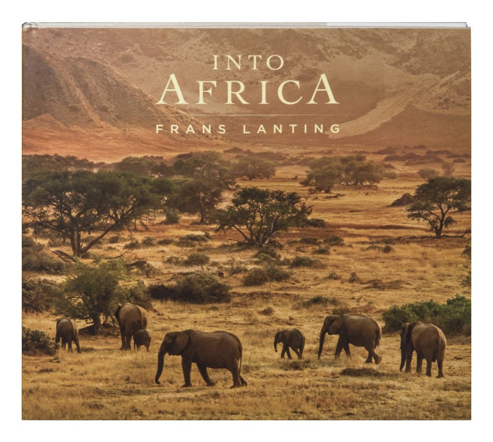 Frans Lanting Into Africa Standard Edition