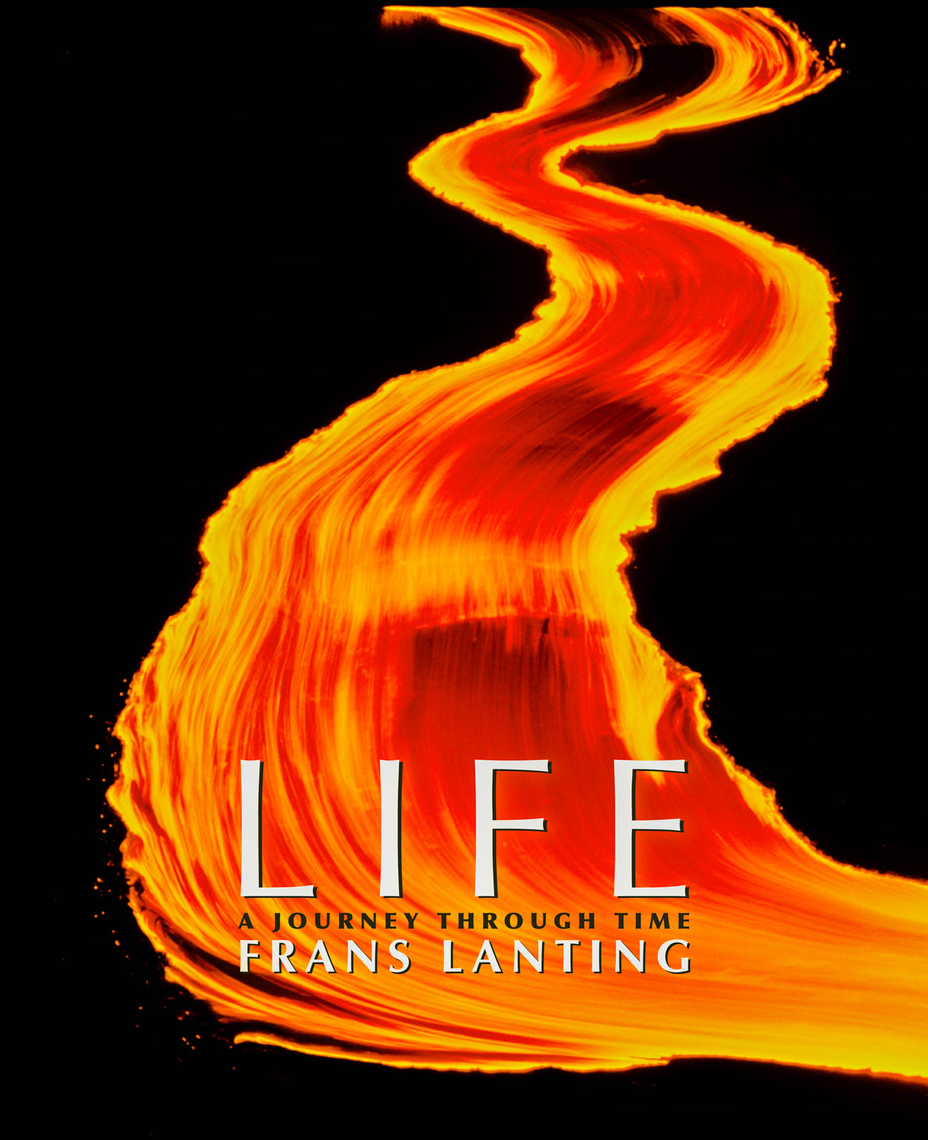 LIFE cover image with text