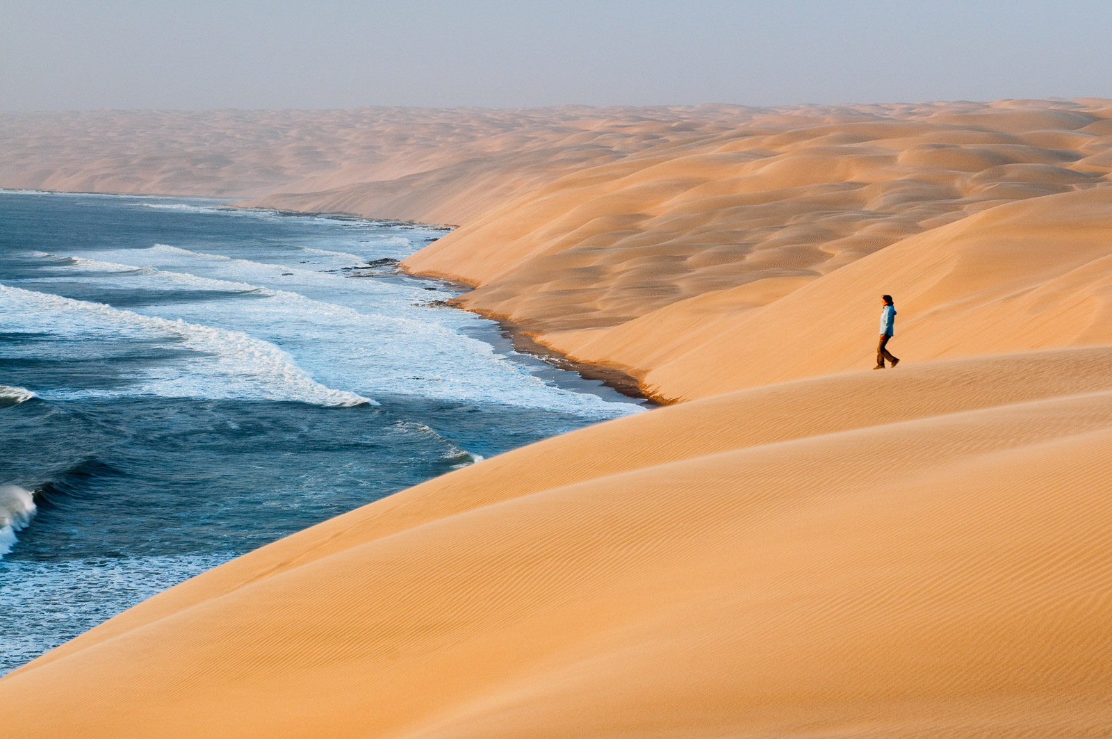 Lanting, Skeleton Coast, Nambia